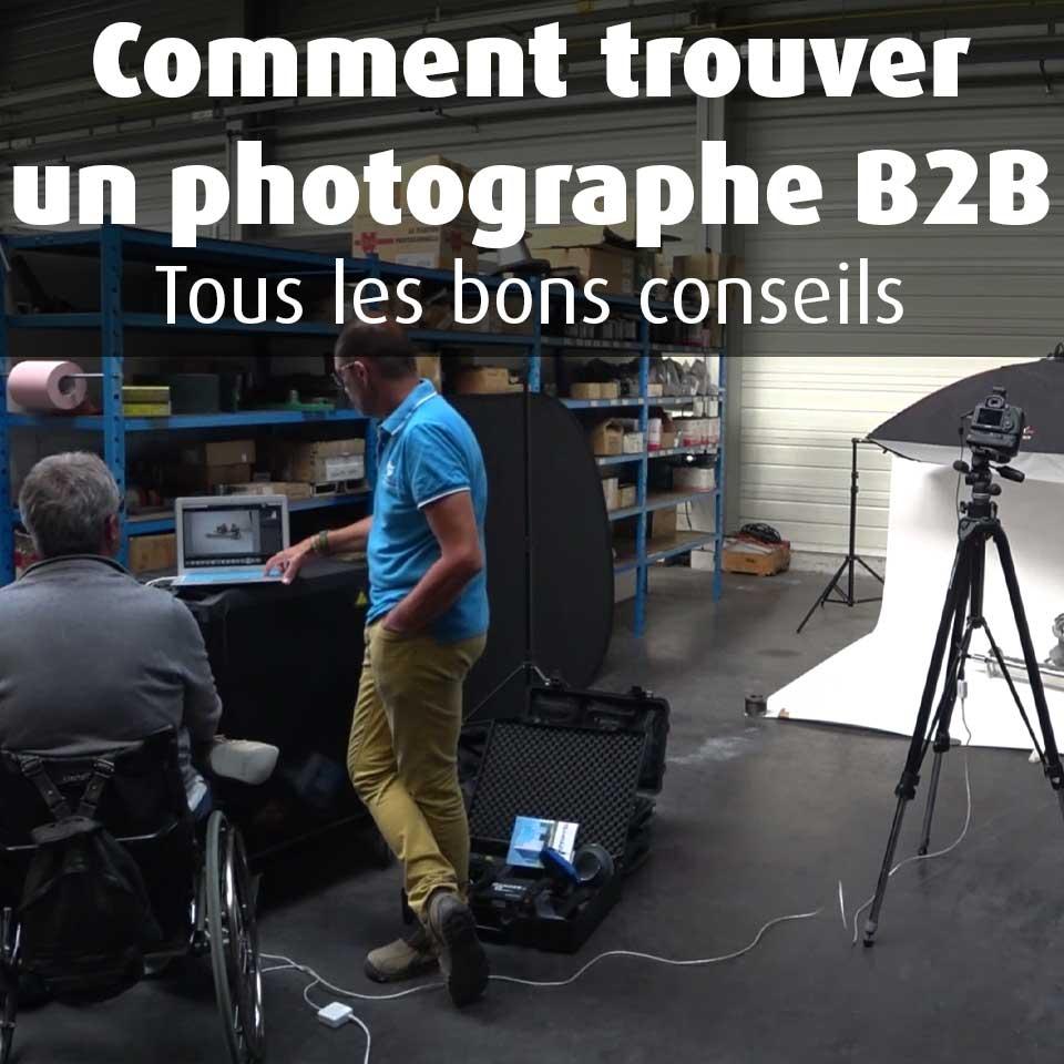 Comment choisir un photographe professionnel B2B