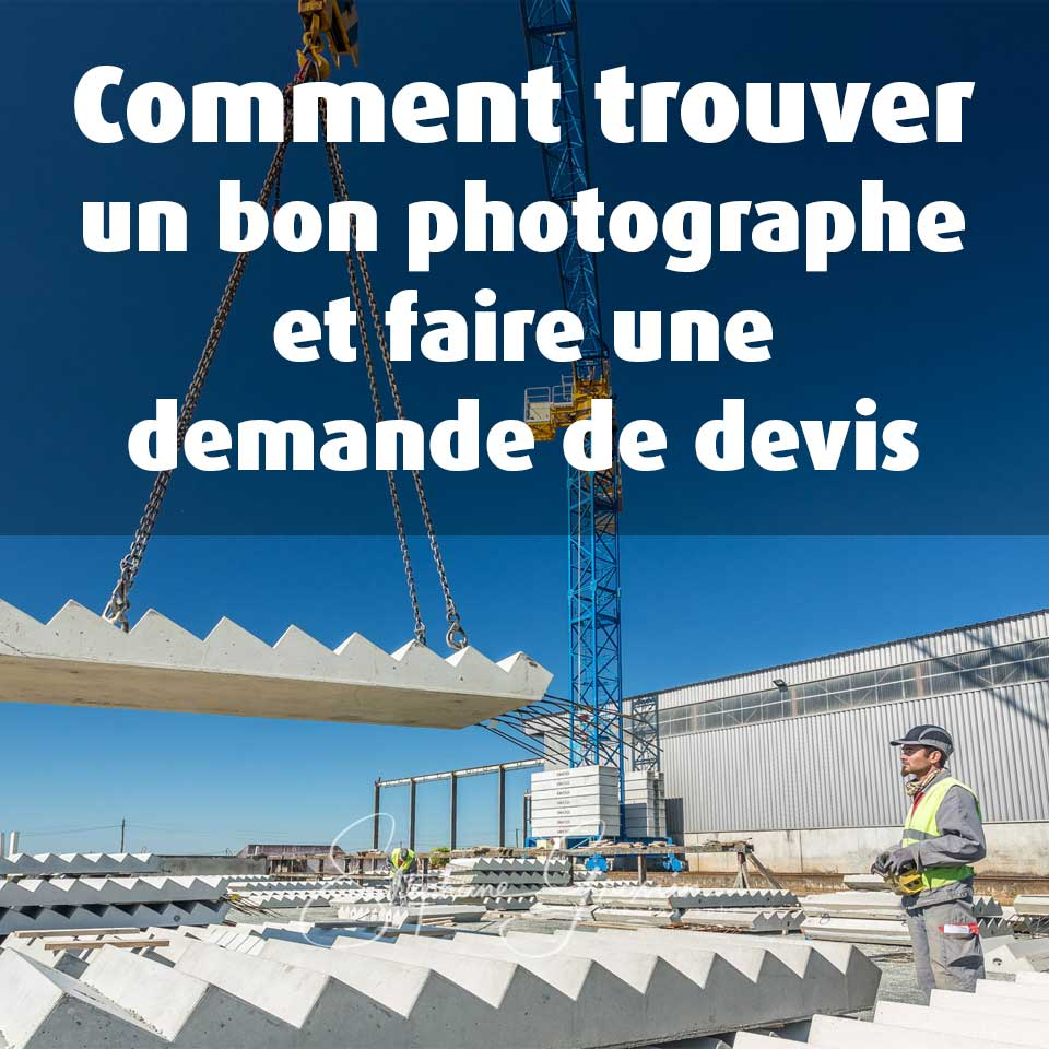 Comment trouver un bon photographe